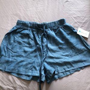 Blue Shorts NWT